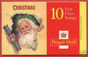 LX13-1997-10-x-1st-Santa-Christmas-Folded-Booklet