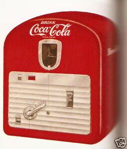 vmc 27 coke machine