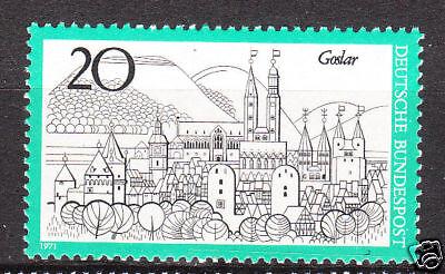 BRD 1971 Mi. Nr. 704 Postfrisch LUXUS!!!