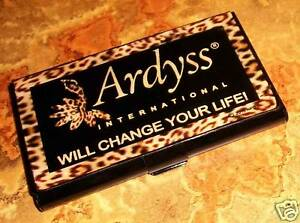 Ardyss-International-Business-Card-Credit-Case-Holder-Maker-of-the-Body-Magic