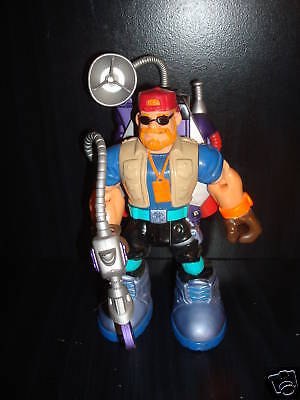 Fisher Price Rescue Heroes Figure