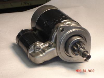 porsche 356 Starter 6 Volt Bosch