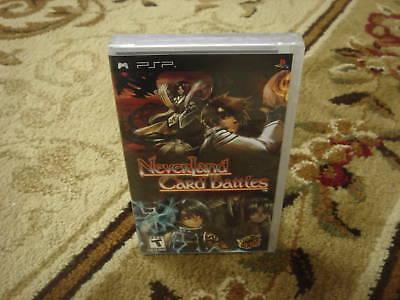 Neverland Card Battles (playstation Portable, 2008)