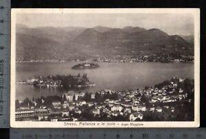 20776-VERBANIA-LAGO-MAGGIORE-STRESA-E-PALLANZA-1937
