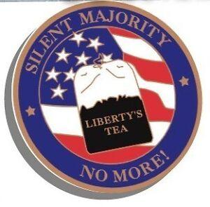 Tea-Party-Movement-Round-Lapel-Pin