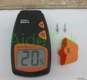 4-Pins-digital-Wood-paper-tobacco-moisture-meter-5-40-with-2-replacement-pins