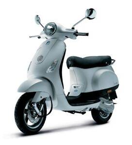 Vespa lx150 4t motor scooter workshop repair manuals.