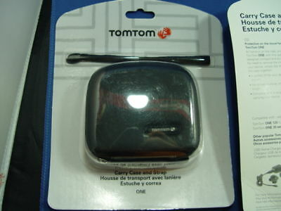 Authentic Tomtom One 125 130 130s Carry Case/pouch