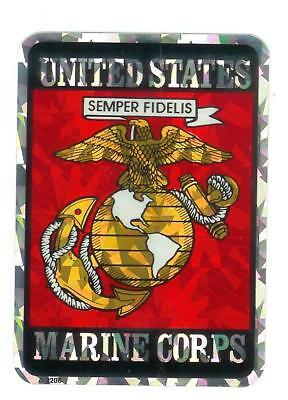 United States Marine Corps Military Sticker/Decal Rare