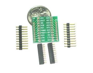 XBee-breakout-board-adapter-to-0-1-DIP-breadboard