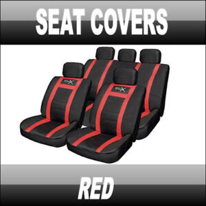 Audi Leather Seat Covers Ebay