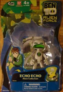 BEN-10-Ten-DNA-ALIEN-Collection-Echo-Echo-4-inch