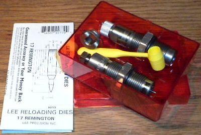 Lee Precision Pacesetter 2 Die Set For 17 Rem 90770