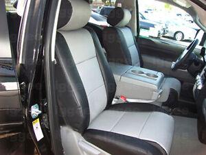 Toyota Tundra 2007 2008 2009 Vinyl Custom Seat Cover