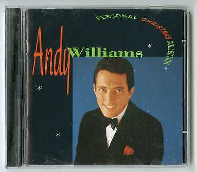 Andy Williams - Personal Christmas Collection (cd) White Christmas, Brand