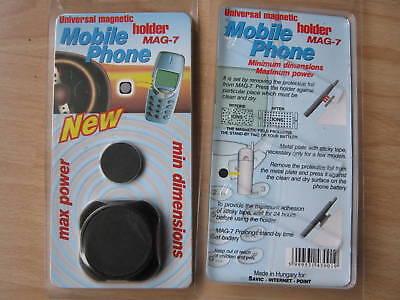 2 Universal Magnethalter F Handy, Pda,büro, Küche, Bad
