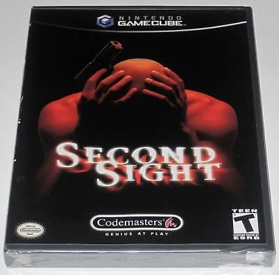 Second Sight (nintendo, Gamecube ) .. .brand