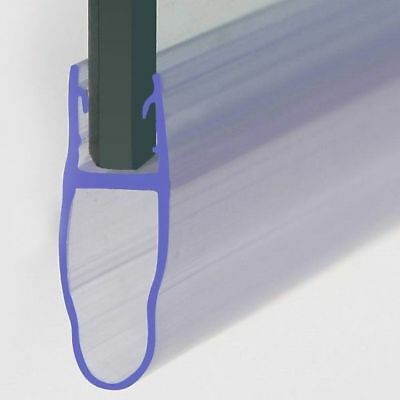 CURVED-BATH-SHOWER-SCREEN-RUBBER-PLASTIC-SEAL-For-4-6mm-GLASS-DOOR-ENCLOSURE
