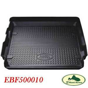 Land Rover Rubber Cargo Load Compartment Mat Lr3 Lr4