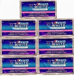 CREST-3D-Gentle-Routine-Whitestrips-White-Strips-Teeth-Dental-Whitening-Stripes