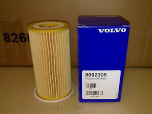 genuine volvo oil filter washer d5 diesel v70 s60 s80 xc90 8692305 977751. Black Bedroom Furniture Sets. Home Design Ideas
