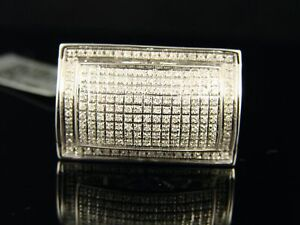 Mens-White-Gold-Finish-Pinky-Si-Diamond-Ring-65-Ct