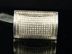 Mens-White-Gold-Finish-Pinky-Si-Diamond-Ring-65-Ct