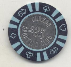 CURZON-CASINO-OBSOLETE-25-POUND-CHIP-UK