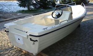 konsolenboot motorboot angelboot freizeitboot boot ba 4240 shb neu ebay