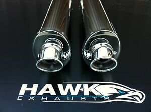 Honda-CBF-1000-06-Stainless-Steel-Oval-Exhaust-Cans-SL