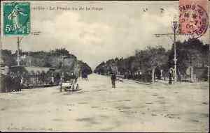13-cpa-MARSEILLE-Le-Prado-vu-de-la-plage