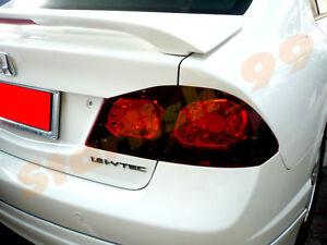 Pre Cut Smoked Tail Light Film Honda Civic Hybrid Es Uk Ebay
