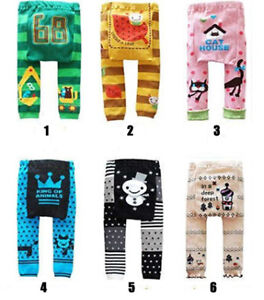 NEW-BABY-TODDLER-BOY-GIRL-LEGGINGS-TROUSERS-PANTS