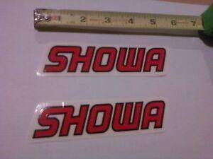 Genuine-Showa-Decals-Suspension-CR-YZ-RM-KX-125-250-450