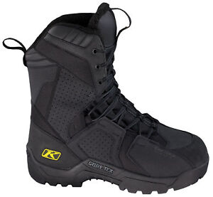 Any size klim arctic gtx gore tex thinsulate ice fishing for Ice fishing boots