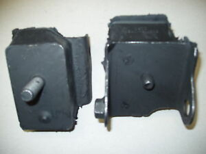 67-68-69-70-71-72-73-74-DODGE-CHARGER-440-ENGINE-MOTOR-MOUNTS-034-PAIR-034