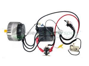 Pmac Brushless Electric Motor Drive Kit Pre Assembled