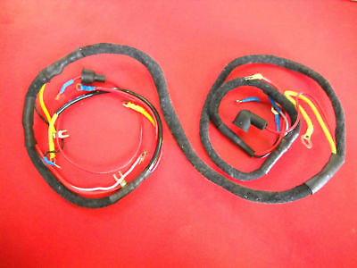 Ford Tractor Wiring Wire Harness 9n 2n Front Mount Distributor 9n14401c