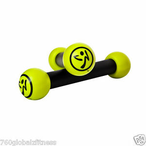 Official-Zumba-pair-of-weighted-Toning-Sticks-Have-fun-while-you-sculpt-tone
