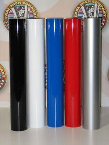 24-x-10yd-SMT500-HI-GLOSS-6-yr-outdoor-sign-vinyl-film-craft-hobby-roll-5-PK