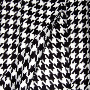 SUPREME-HEAVY-ACRYLIC-FABRIC-WINTER-JACKET-COAT-BIG-HOUNDSTOOTH-BLACK-WHITE-44-039-W