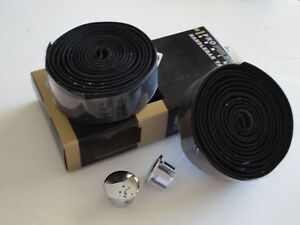 BICYCLE BIKE HANDLEBAR CORK WRAP TAPE BLACK NEW!