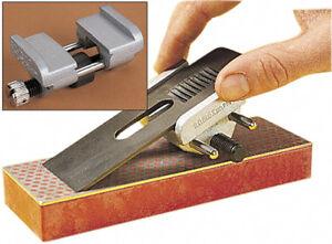 Plane Iron Chisel Blade Sharpener Hone Guide Angle Block
