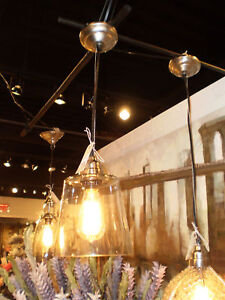 WAREHOUSE-VINTAGE-CHIC-10-RECYLED-GLASS-PENDANT-LIGHT