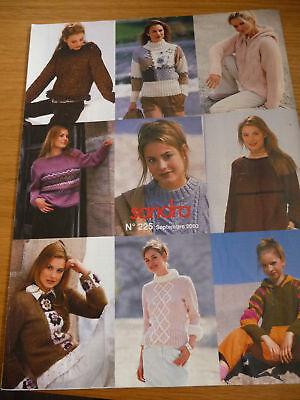 Catalogue Tricot 225 Femmes/ Enfants 13 Modeles