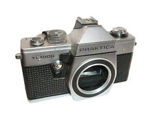 A vintage praktica camera with case and strap old camera old etsy