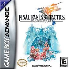 Jeux vidéo Final Fantasy pour Stratégie