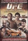 UFC 101: Declaration (DVD, 2009, 2-Disc Set)