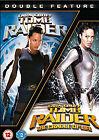 Lara Croft - Tomb Raider/Tomb Raider 2 - The Cradle Of Life (DVD, 2009, 2-Disc Set, Box Set)