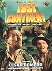 The Lost Continent (DVD, 2001)